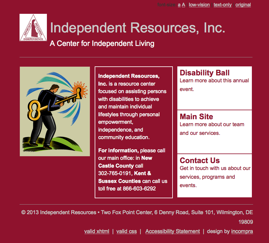 Independent Resources Site