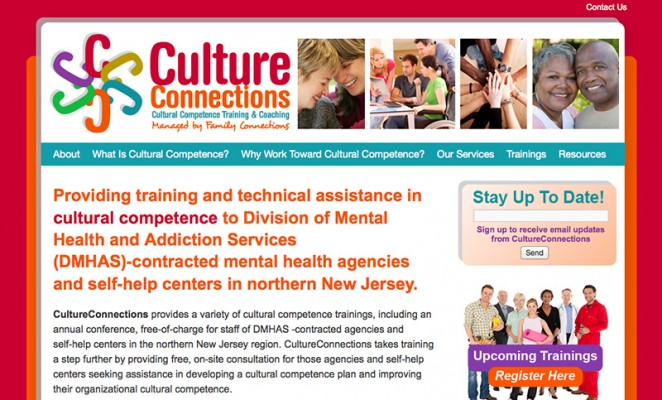 Culture Connections NJ