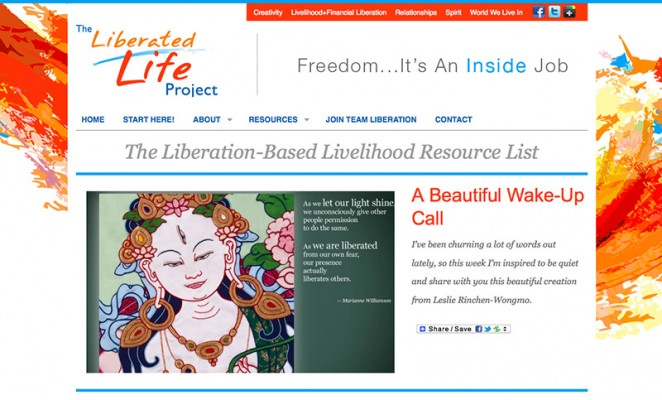 Liberated Life Project