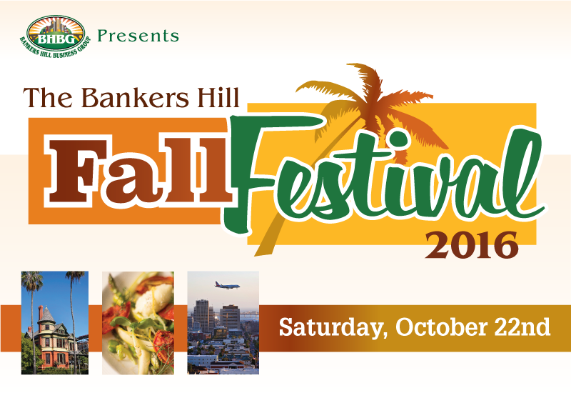 Bankers Hill Fall Festival 2016