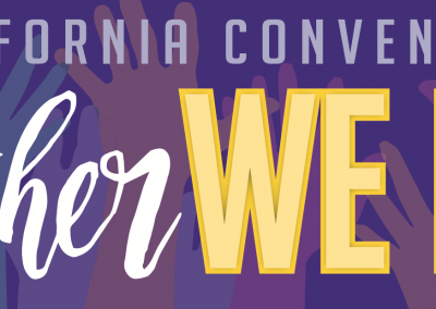 The Together We Rise SEIU California 2017 Convention