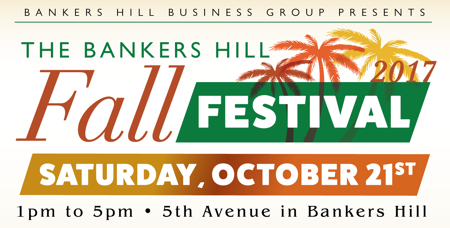 Bankers Hill Business Group's Fall Festival 2017