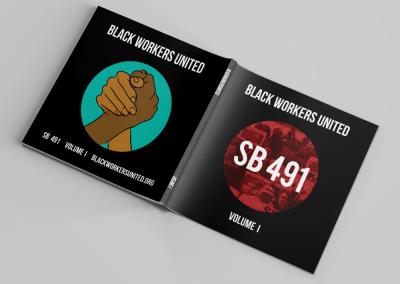 Black Workers United: SB 491 Volume 1