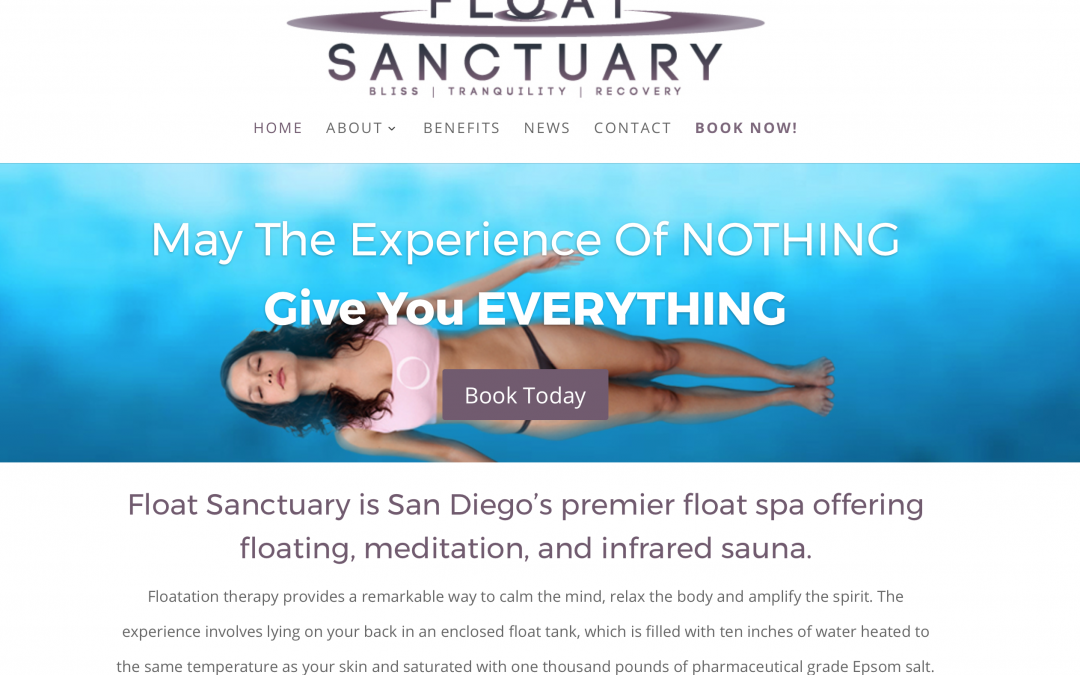 Float Sanctuary